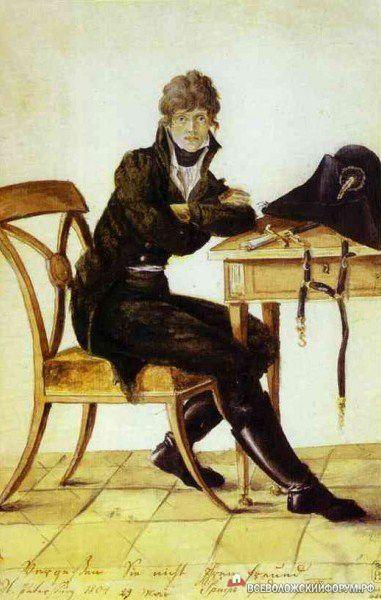 Фёдор Петрович Толстой