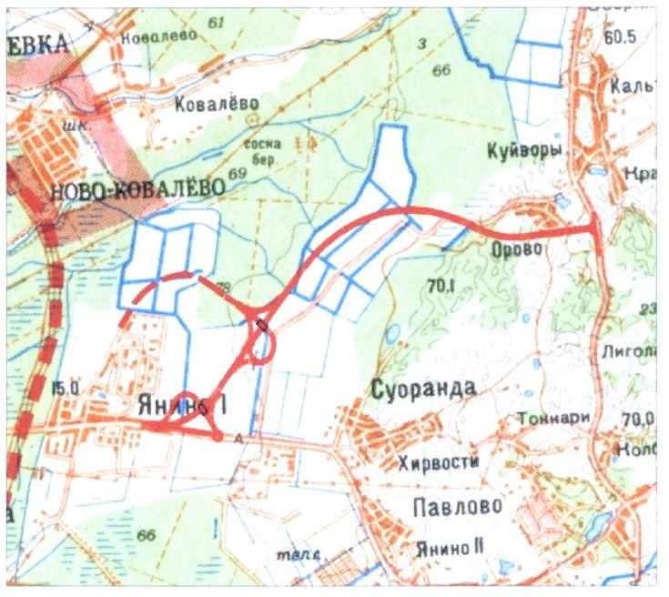 дороги «Санкт-Петербург